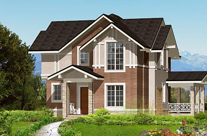 Строительство коттеджа, дачного дома